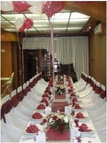 Restaurant, Hotel Amadeus, Budapest