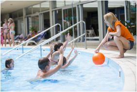 Hotel Annabella, Külső medence - Balatonfüred