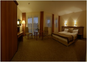 Twin room, Hotel Aphrodite, Zalakaros
