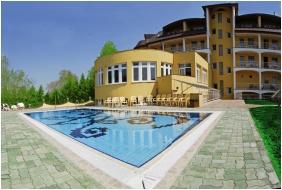 Hotel Aphrodite, Swimming pool - Zalakaros