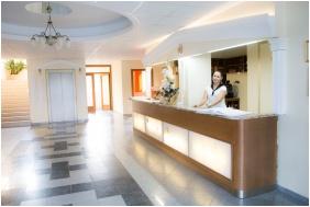 Reception, Hotel Aphrodite, Zalakaros