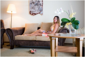 Hotel Aphrodite, Zalakaros, Presidental suite