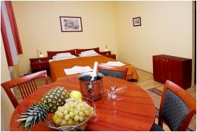 Hotel Aqua Eger, Kétágyas szoba