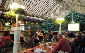 Bar Terrace - Hotel Aqua Eger