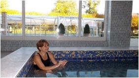 Hotel Aquamarın, Hevız, İnsıde pool