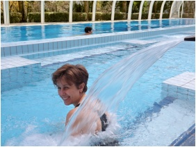 Outsıde pool - Hotel Aquamarın