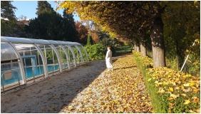 Hotel Aquamarın, Covered pool - Hevız