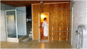 Hotel Aquamarın, Fınnısh sauna - Hevız