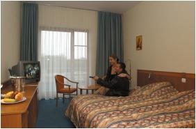Twin room, Hunguest Hotel Aqua-Sol, Hajduszoboszlo