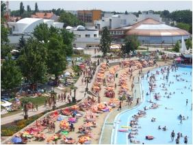 Hunguest Hotel Aqua-Sol, Hajduszoboszlo, Outside pool