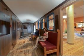 Spa & Wellness centre - Hunguest Hotel Aqua-Sol