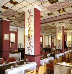 Hotel Árpád, Étterem - Tatabánya