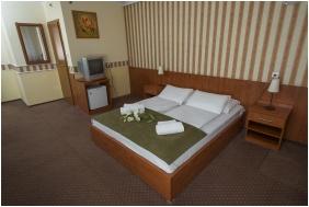 Hotel Atlantic, Habitacion con cama matrimonio