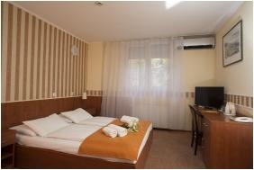Hotel Atlantic, Pokój z łożkiem francuskim - Budapeszt