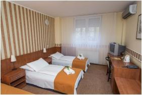 Pokój twin, Hotel Atlantic, Budapeszt