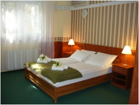 Chambre double, Hotel Atlantic, Budapest