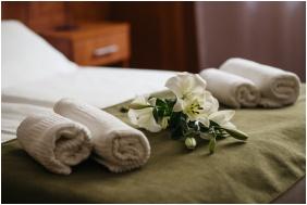 Pokój z łożkiem francuskim, Hotel Atlantic, Budapeszt