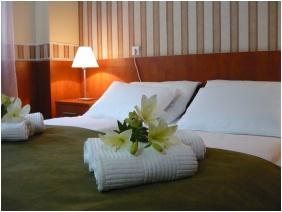 Habitacion con cama matrimonio - Hotel Atlantic