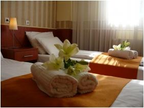 Hotel Atlantic, Budapest, Habitacion doble