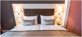 Aura Hotel, Franciaágyas szoba - Balatonfüred