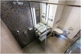 Aura Hotel, Fürdőszoba