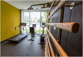 Fitness terem - Aura Hotel