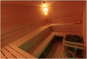 Finnish sauna, Hotel Aurum Family, Hajduszoboszlo