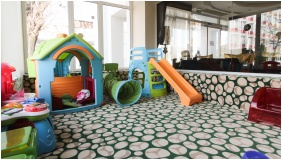 Playing room for children - Hotel Aurum Family