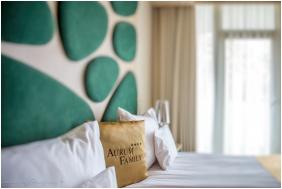 Hotel Aurum Family, Superior szoba - Hajdúszoboszló