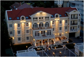 Hotel Aurum, Building