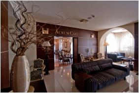 Reception area - Hotel Aurum