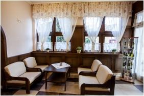 Recepció, Hotel Bacchus, Keszthely