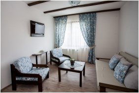 Hotel Bacchus, Keszthely, Family apartment