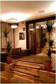 Étterem, Hotel Bassiana, Sárvár