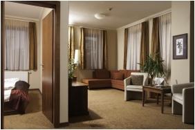 Hotel Bassiana, Sarvar, Suite