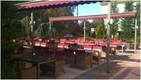 Terrace - Hotel Bassıana