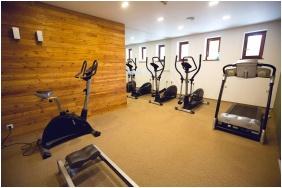 Fitness terem - Hotel Bassiana
