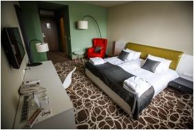 Hotel Bassiana, Superior szoba