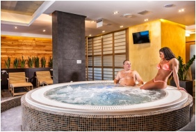 Hotel Bassiana, Whirl pool - Sarvar