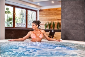 Hotel Bassiana, Sárvár, Pezsgőfürdő