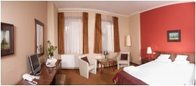 Hotel Bassiana, Sarvar, Classic room