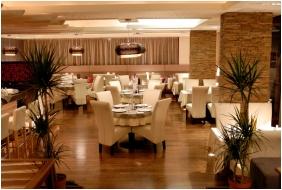 Hotel Bassiana, Étterem