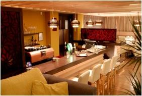 Hotel Bassıana, Bar desk
