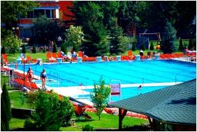 Hunguest Hotel Beke, Hajduszoboszlo, Outside pool