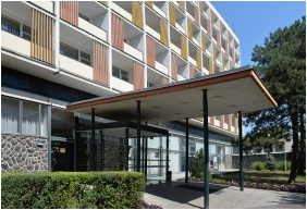 Hunguest Hotel Béke, Bejárat - Hajdúszoboszló