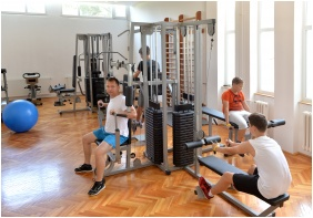 Hunguest Hotel Beke, Fitness room - Hajduszoboszlo