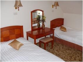 Hotel Bellevue, Snle room