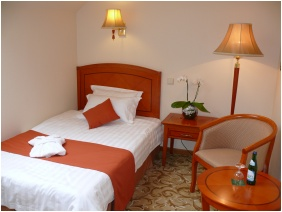 Hotel Bellevue, Esztergom, Single room