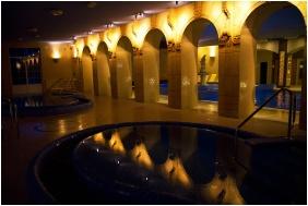 Spa- és wellness-centrum, Hotel Bellevue, Esztergom