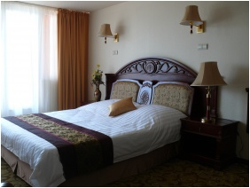 Double room, Hotel Bellevue, Eszterom